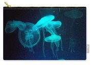 Blue Monsters Carry-all Pouch
