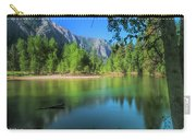 Blue Mood In Yosemite Carry-all Pouch