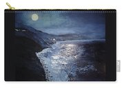 Blue Moon Over Big Sur Carry-all Pouch