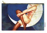 Blue Moon Silk Stockings Carry-all Pouch