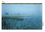Blue Morning Flash Carry-all Pouch