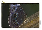 Blue Morpho.. Carry-all Pouch