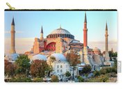 Blue Mosque Carry-all Pouch