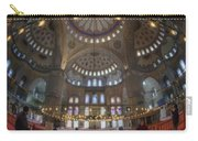 Blue Mosque Interior Carry-all Pouch
