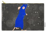 Blue Mouse Carry-all Pouch