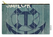 Blue Nautical-jp3614 Carry-all Pouch
