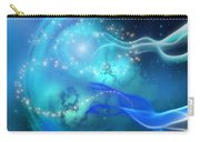 Blue Nebula Carry-all Pouch