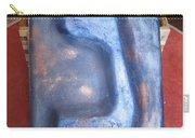 Blue Nun Carry-all Pouch