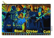 Blue Oyster Cult Jamming In Oakland 1976 Carry-all Pouch