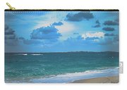 Blue Paradise, Scenic Ocean View From The Bahamas Carry-all Pouch