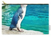 Blue Penguin Carry-all Pouch