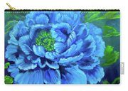 Blue Peony Jenny Lee Discount Carry-all Pouch