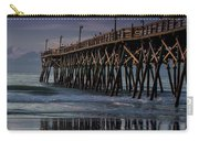 Blue Pier Carry-all Pouch