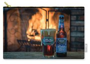 Blue Point Winter Ale By The Fire Carry-all Pouch