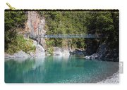 Blue Pools New Zealand Carry-all Pouch