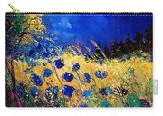 Blue Poppies 459070 Carry-all Pouch