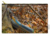 Blue Racer Carry-all Pouch
