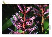Blue Rain Bromeliad Carry-all Pouch