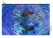 Blue Reflextions Carry-all Pouch