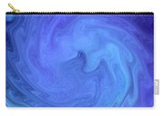Blue Rendevous Carry-all Pouch