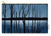 Blue Reservoir - Manasquan Reservoir Carry-all Pouch