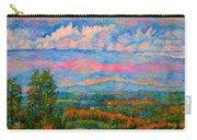 Blue Ridge Cloud Burst Carry-all Pouch