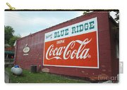 Blue Ridge Coke Carry-all Pouch