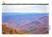 Blue Ridge Mountains 3 Carry-all Pouch