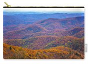 Blue Ridge Mountains 4 Carry-all Pouch