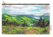 Blue Ridge Mountains Near Asheville Carry-all Pouch