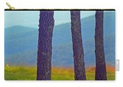 Blue Ridge Mountains Of Virginia Carry-all Pouch