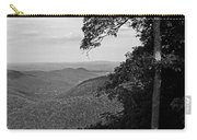 Blue Ridge Mountains - Virginia Bw 10 Carry-all Pouch