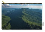 Blue Ridge Parkway Shadow Carry-all Pouch
