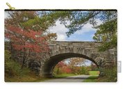 Blue Ridge Parkway Stone Arch Bridge Carry-all Pouch