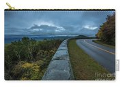 Blue Ridge Parkway Twisty Carry-all Pouch