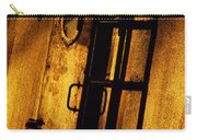 Blue Ship Hatchway At Sunrise Carry-all Pouch