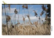 Blue Sky And Seaoats Carry-all Pouch
