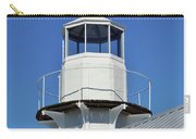 Blue Sky At The Lighthouse Carry-all Pouch