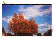 Blue Sky Autumn Carry-all Pouch