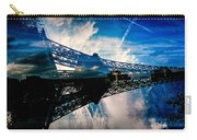 Blue Sky In Paris  Carry-all Pouch