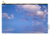 Blue Sky Reflections Carry-all Pouch