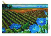 Blue Sky Smiling Carry-all Pouch