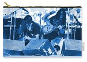 Blue Skynyrd Smoke Carry-all Pouch