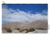 Blue Skys Over The Sandias Carry-all Pouch