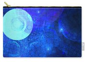 Blue Space Horizon Carry-all Pouch
