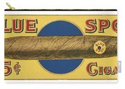 Blue Spot Cigars Carry-all Pouch