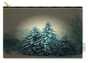 Blue Spruce-maine Evergreens Carry-all Pouch