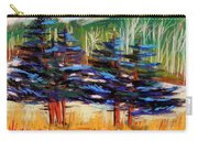 Blue Spruce Stand Carry-all Pouch