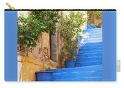 Blue Stairs Carry-all Pouch