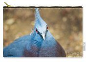 Blue Stare Carry-all Pouch
